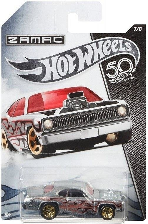 HOT WHEELS 50 LECIE Plymouth Buster Thruster