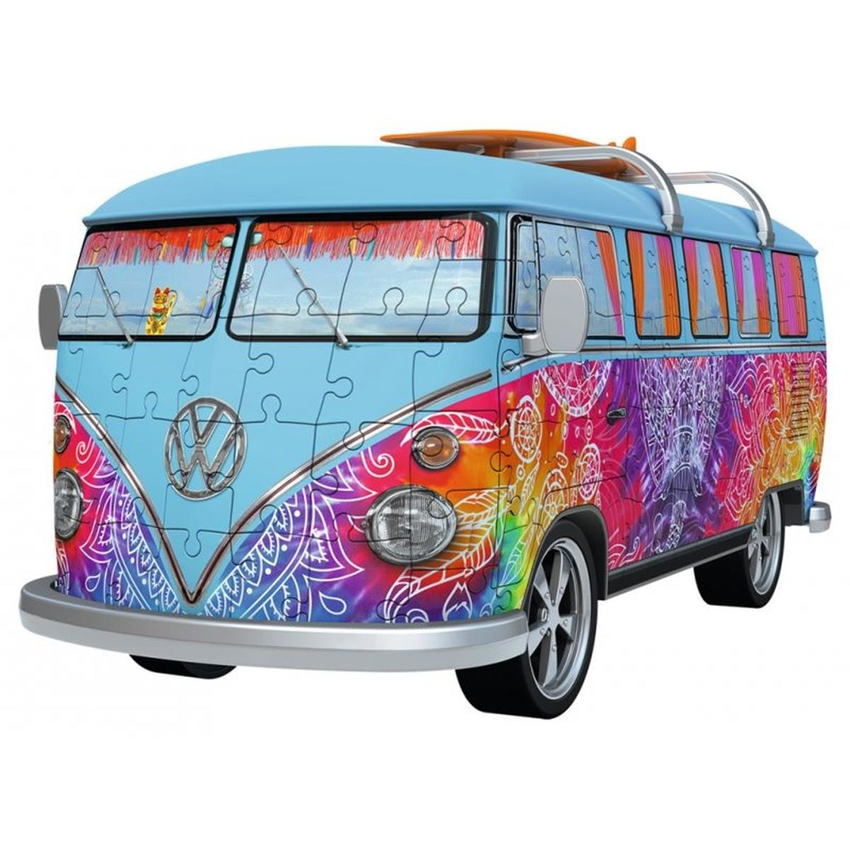 RAVENSBURGER PUZZLE 3D VOLKSWAGEN T1 INDIAN SUMMER